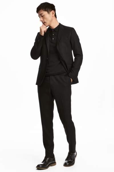 Suit Pants Skinny fit
