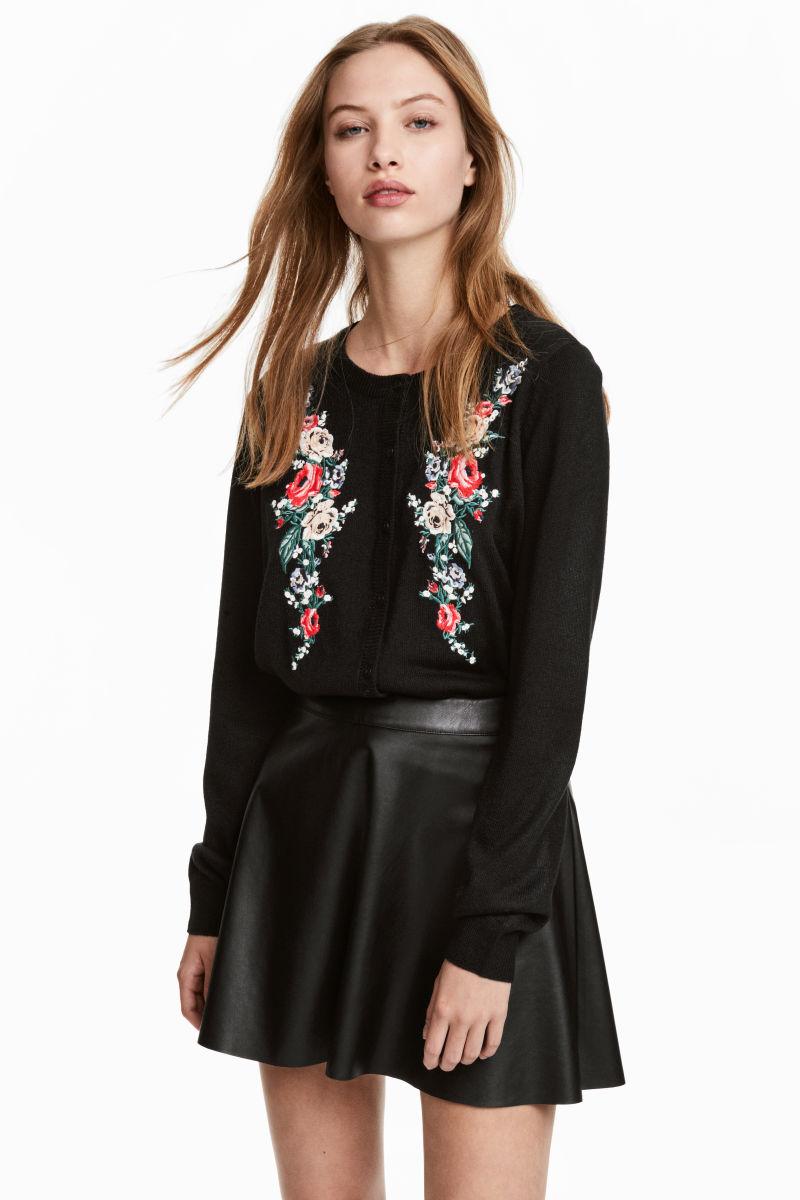 Balmain X H&M Embellished Embroidered jacket Size US M / EU 48-50 / ...