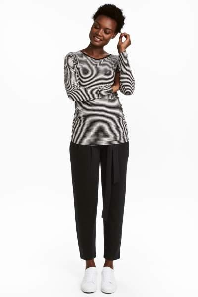 MAMA Jersey Pants