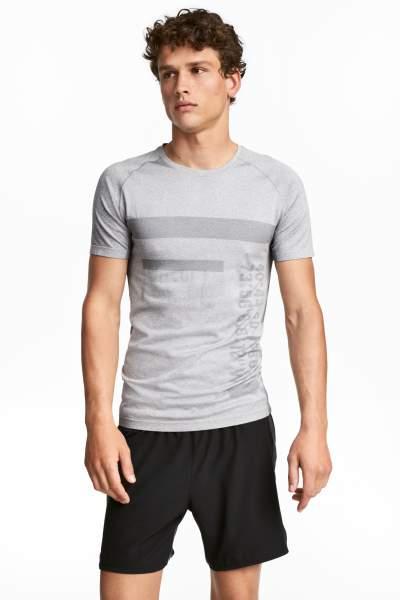 Seamless Running Shirt