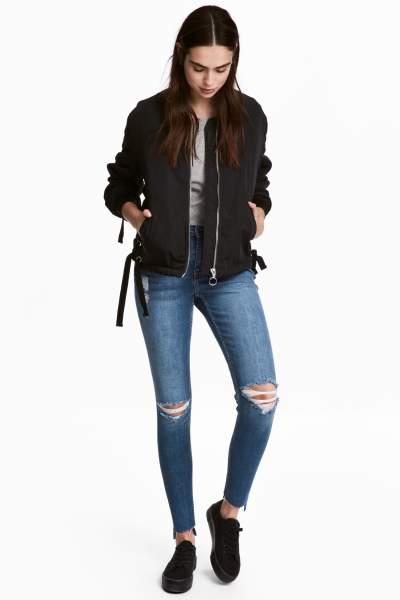Petite Fit Super Skinny Jeans