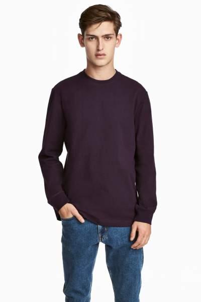 Jersey Shirt Regular fit