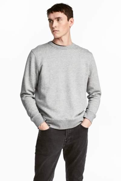 Silk-blend Sweatshirt