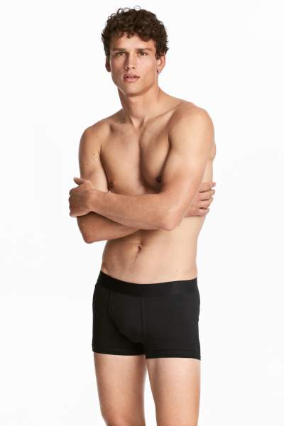 2-pack Pima Cotton Trunks