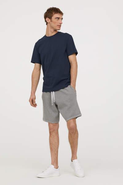 Waffled Shorts Regular fit