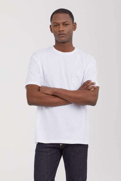 Wide-cut T-shirt