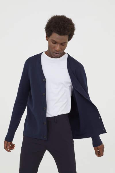 Premium Cotton Cardigan