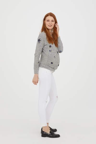 Asha Maternity Dress Lilac by Tiffany Rose