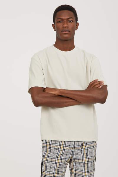 Velour T-shirt