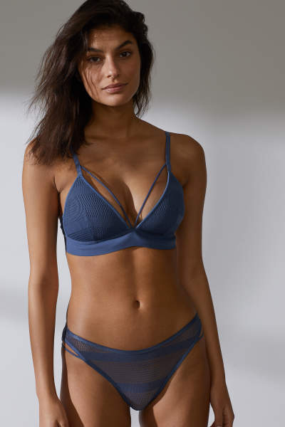 Soft-cup Push-up Bra