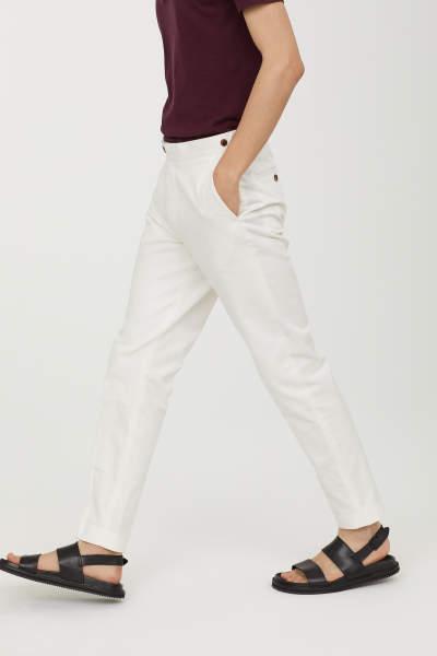 Slim Fit Cotton Chinos
