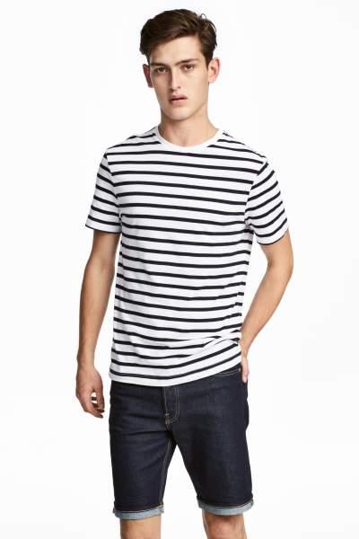 3-pack T-shirts Regular fit
