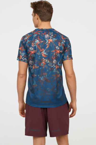 Short-sleeved Running Shirt