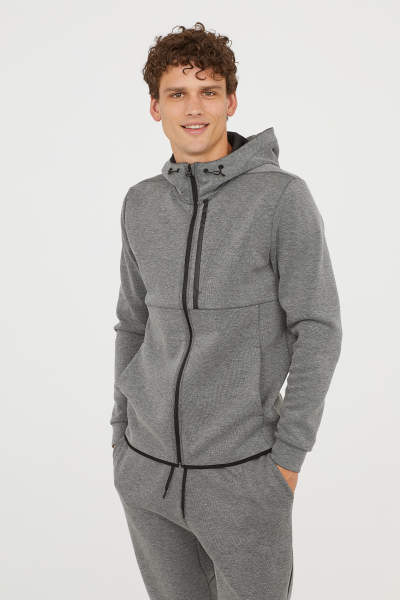 Hooded Sports Shirt