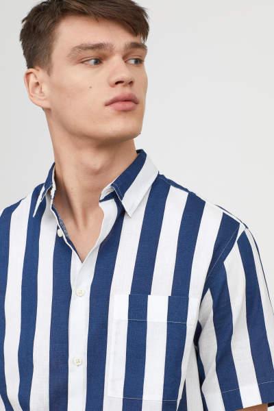 Regular Fit Short-sleeve Shirt