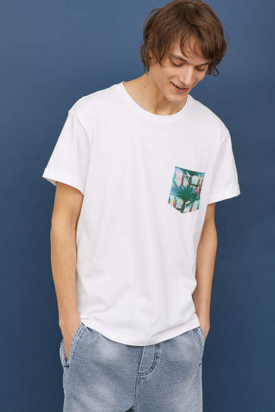 T-shirt with Cuffs