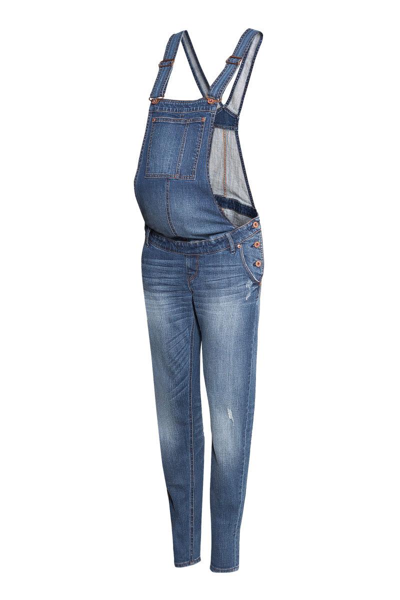 Overalls Are Making A Comeback As The Latest Fashion Trend: MAMA Bib Overalls