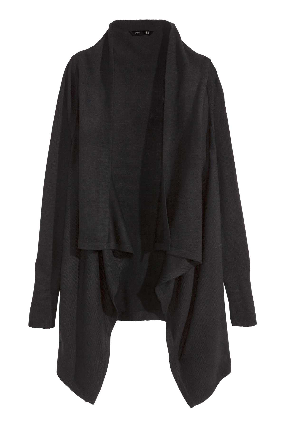 in clothing vince product lyst gallery h cardigan black steel drapes drape normal lightweight