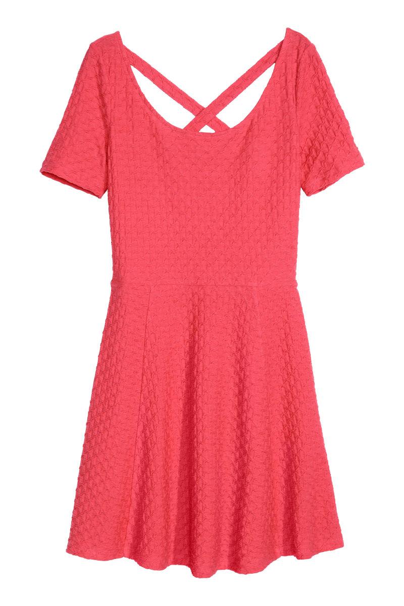 Coral Color Dress Shirt