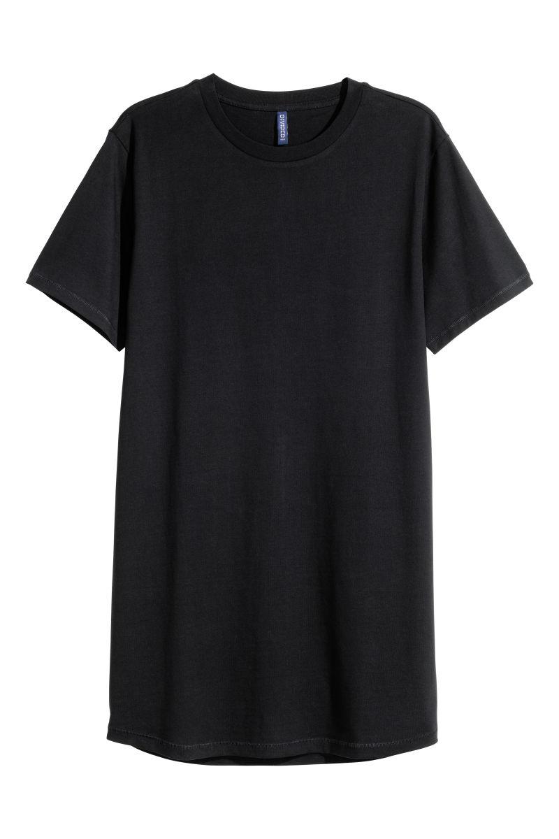 Long T shirt Black SALE