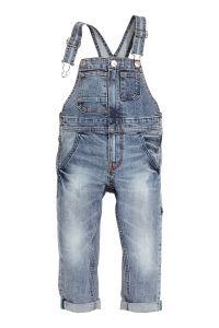 Denim overalls denim blue sale h m us - Hm herren jeans ...