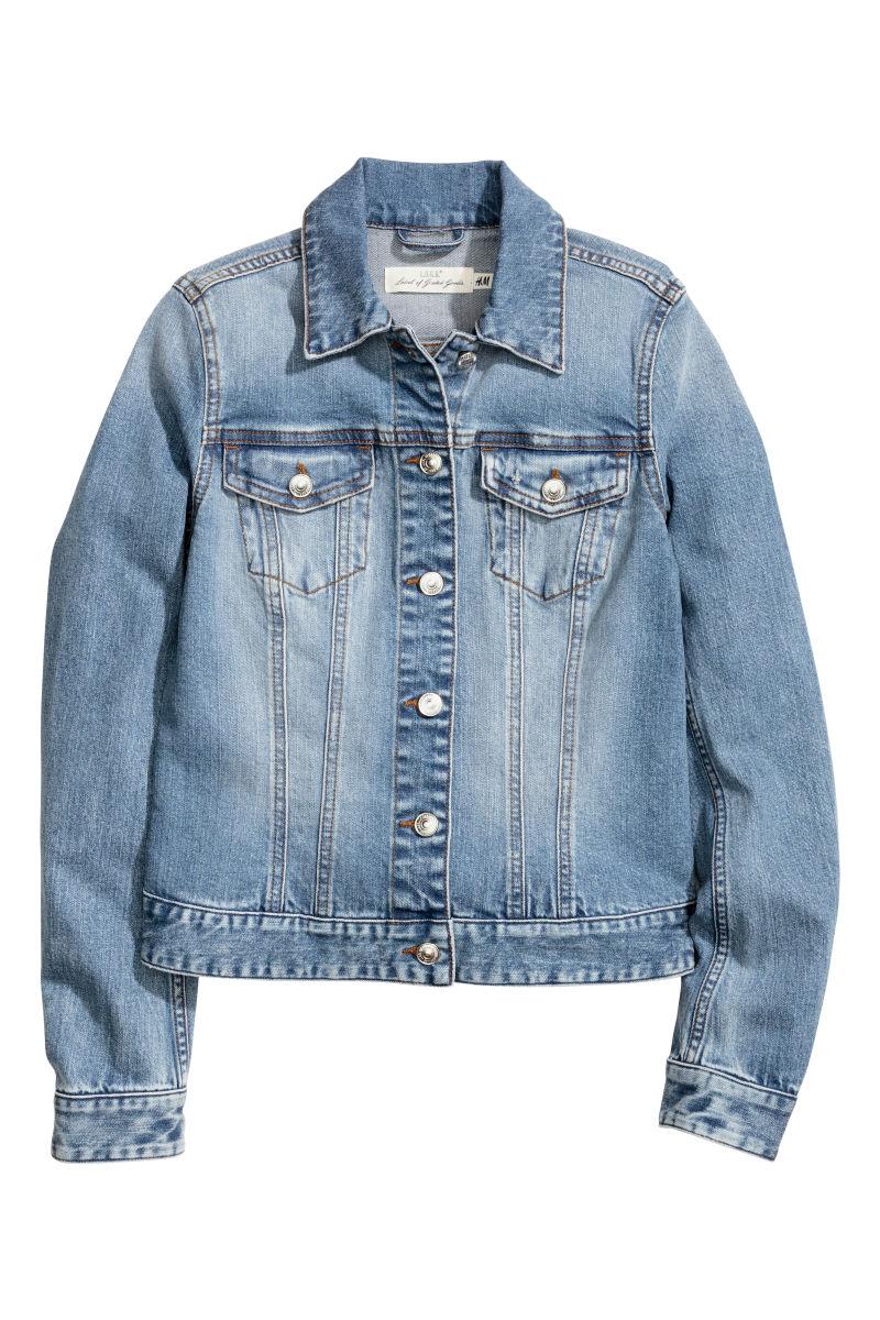Denim Jacket | Denim blue | SALE | Hu0026M US