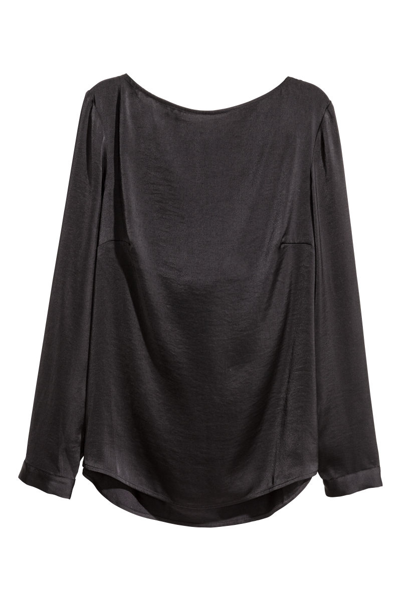 sale long sleeve charmeuse zoom draped crosby drapes derek lam blouse silk