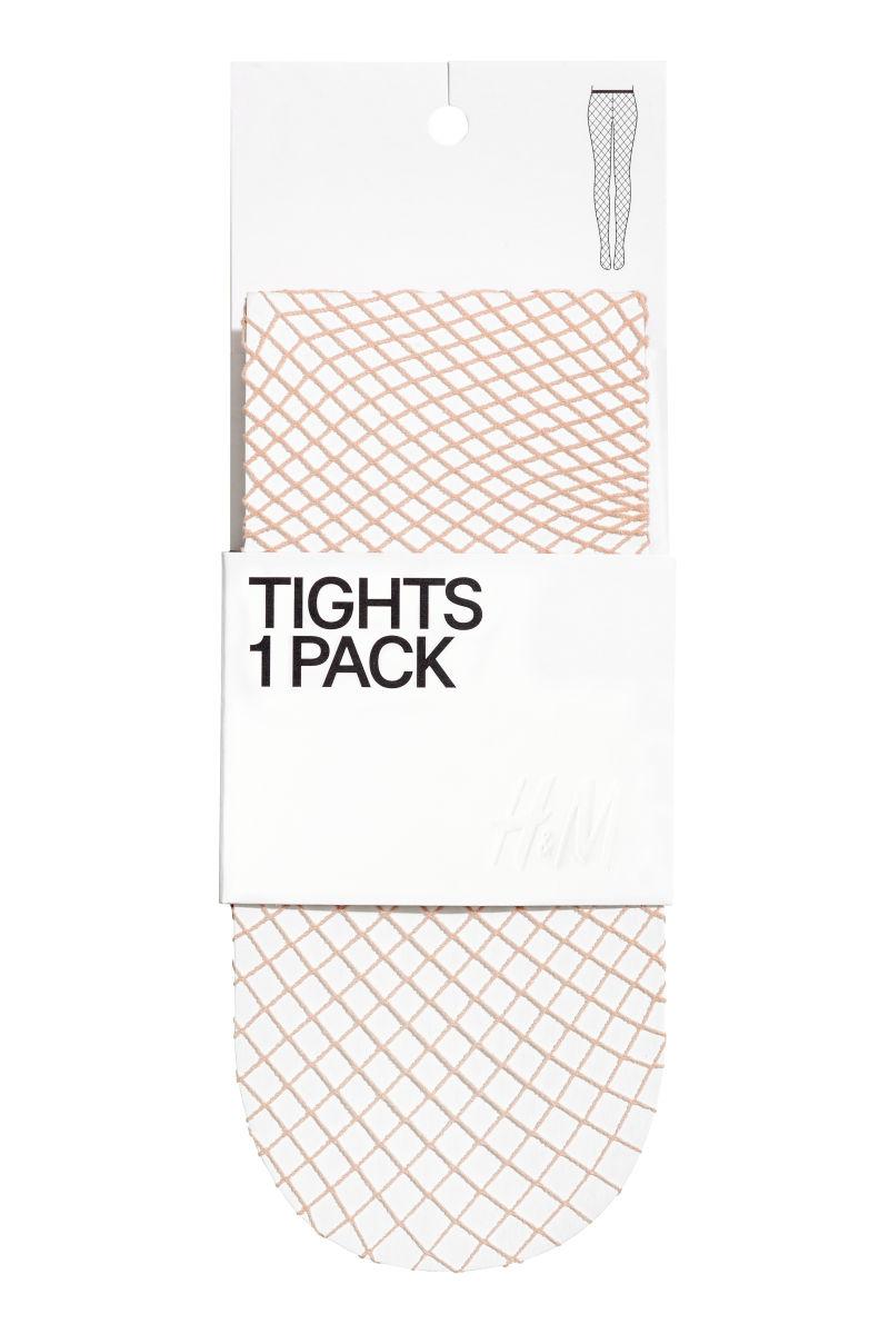 Resultado de imagen de hm fishnet tights