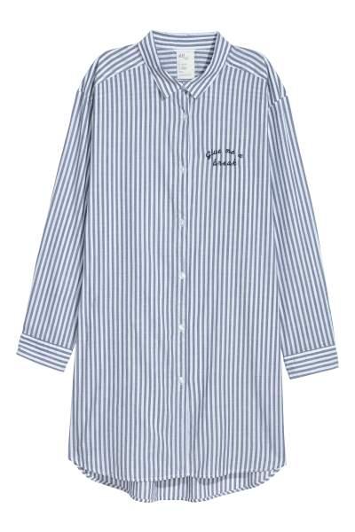 Cotton Nightshirt