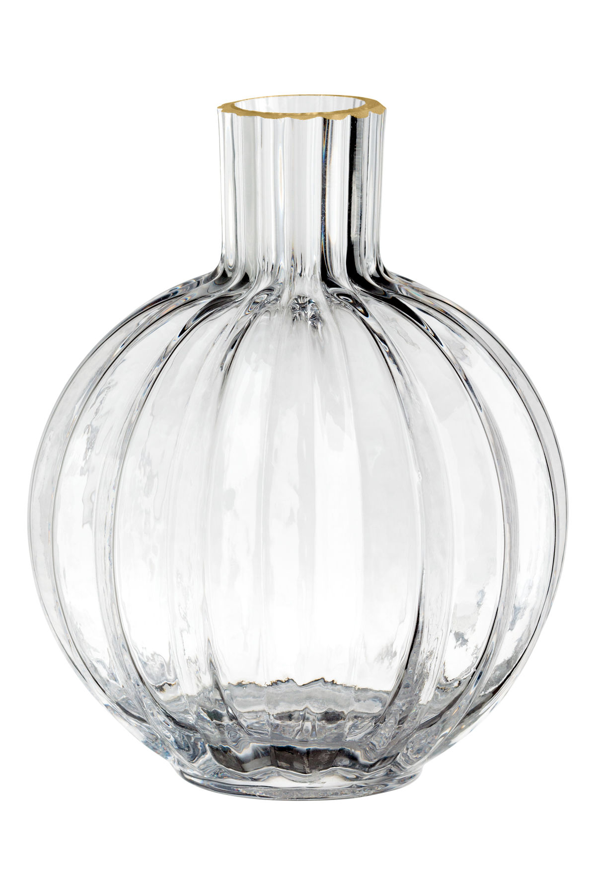 everyday glass clear happiness vase delivering studio pip floral