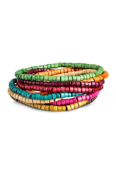 9-pack Bracelets