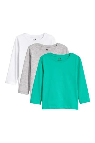 3-pack Jersey Shirts