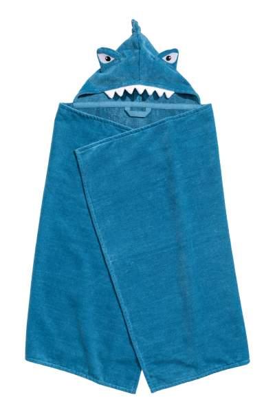 Hand Towel with Hood