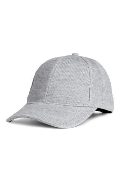 Cotton-blend Cap