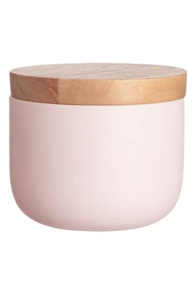 Small Stoneware Box