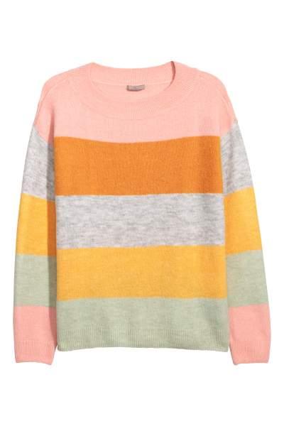 H&M+ Knit Sweater