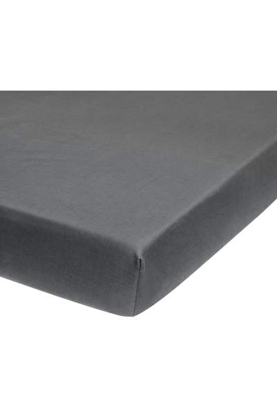 Washed Cotton Fitted Sheet