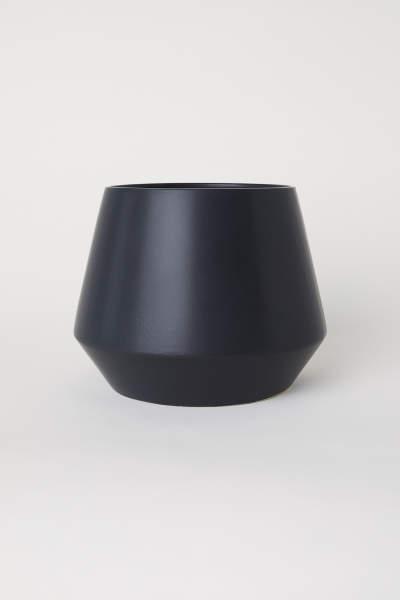 Large Stoneware Plant Pot