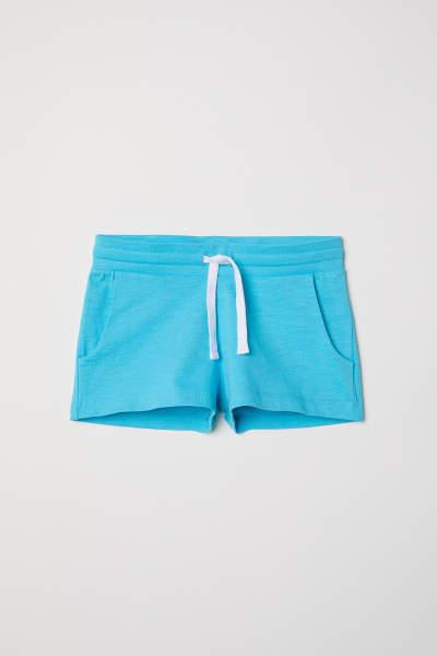 Short Jersey Shorts