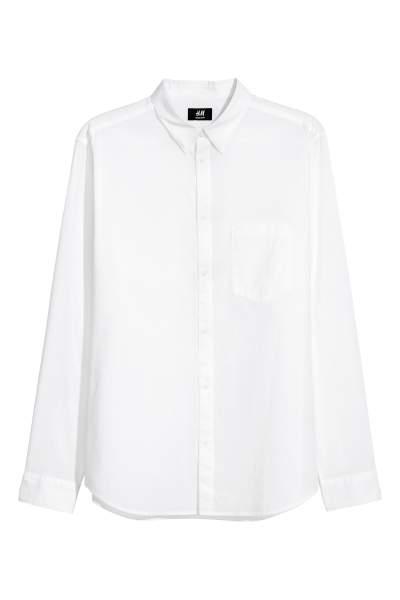 Cotton Shirt Regular fit
