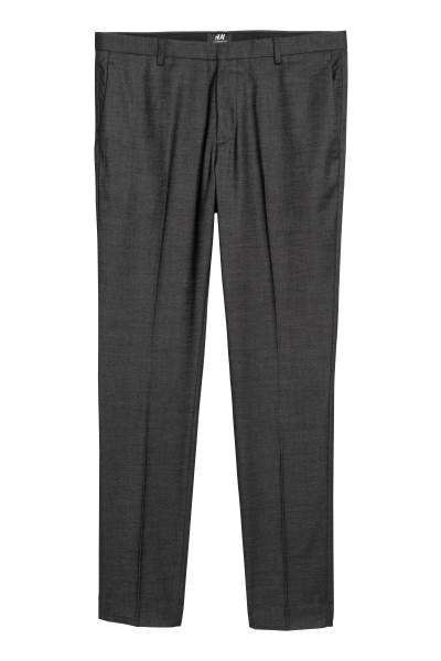 Suit Pants Super Skinny fit