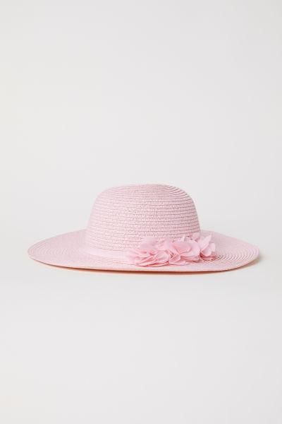 fd1e8c5d42e Glittery straw hat