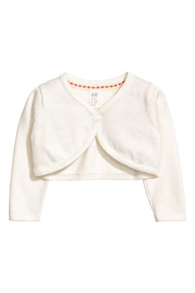 Cotton Bolero