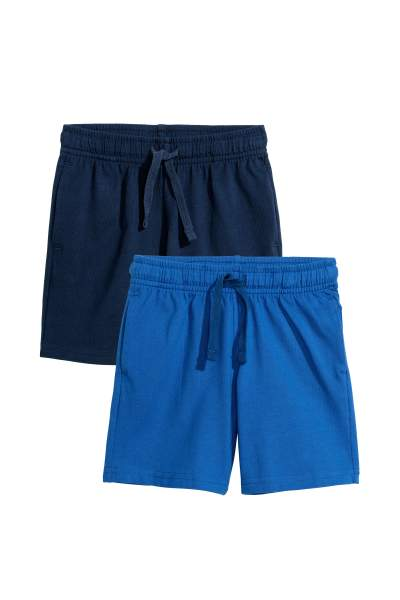 2-pack Jersey Shorts