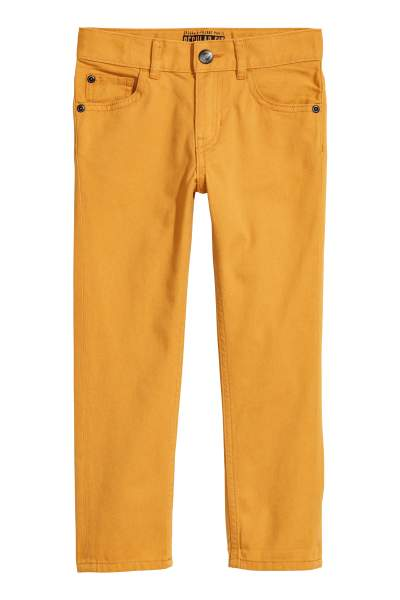 Twill Pants Regular fit