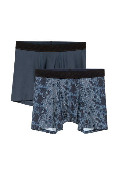 2-pack Sports Boxer Shorts