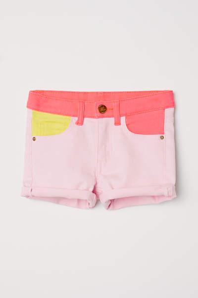 Short Twill Shorts