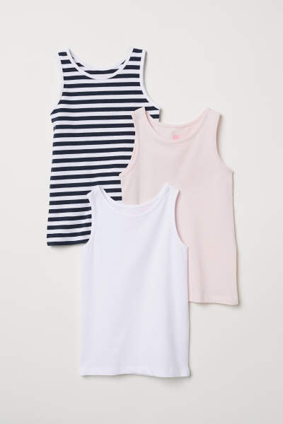 3-pack Tank Tops
