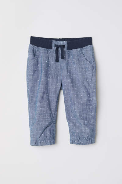 3/4-length Pull-on Pants