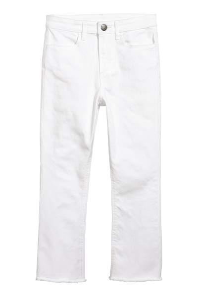 Kick-flare Pants